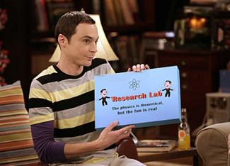 Sheldon: el orgullo freak